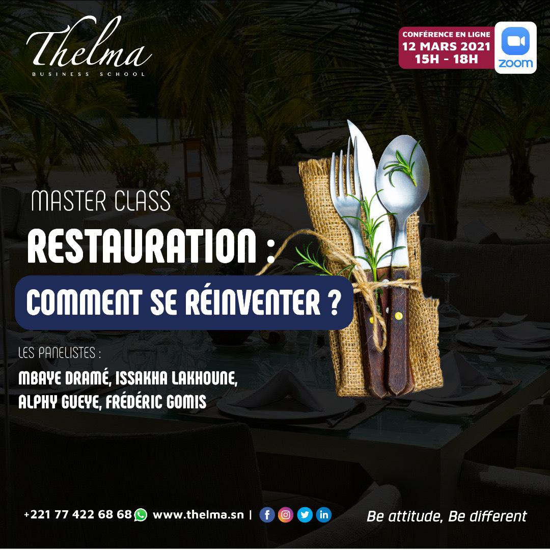 Masterclass Restauration